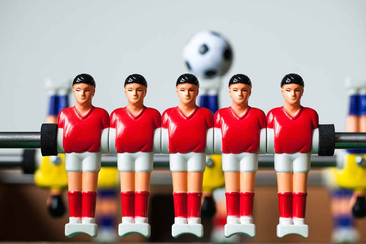 Foosball Replacement Players: Buying & Replacement Guide