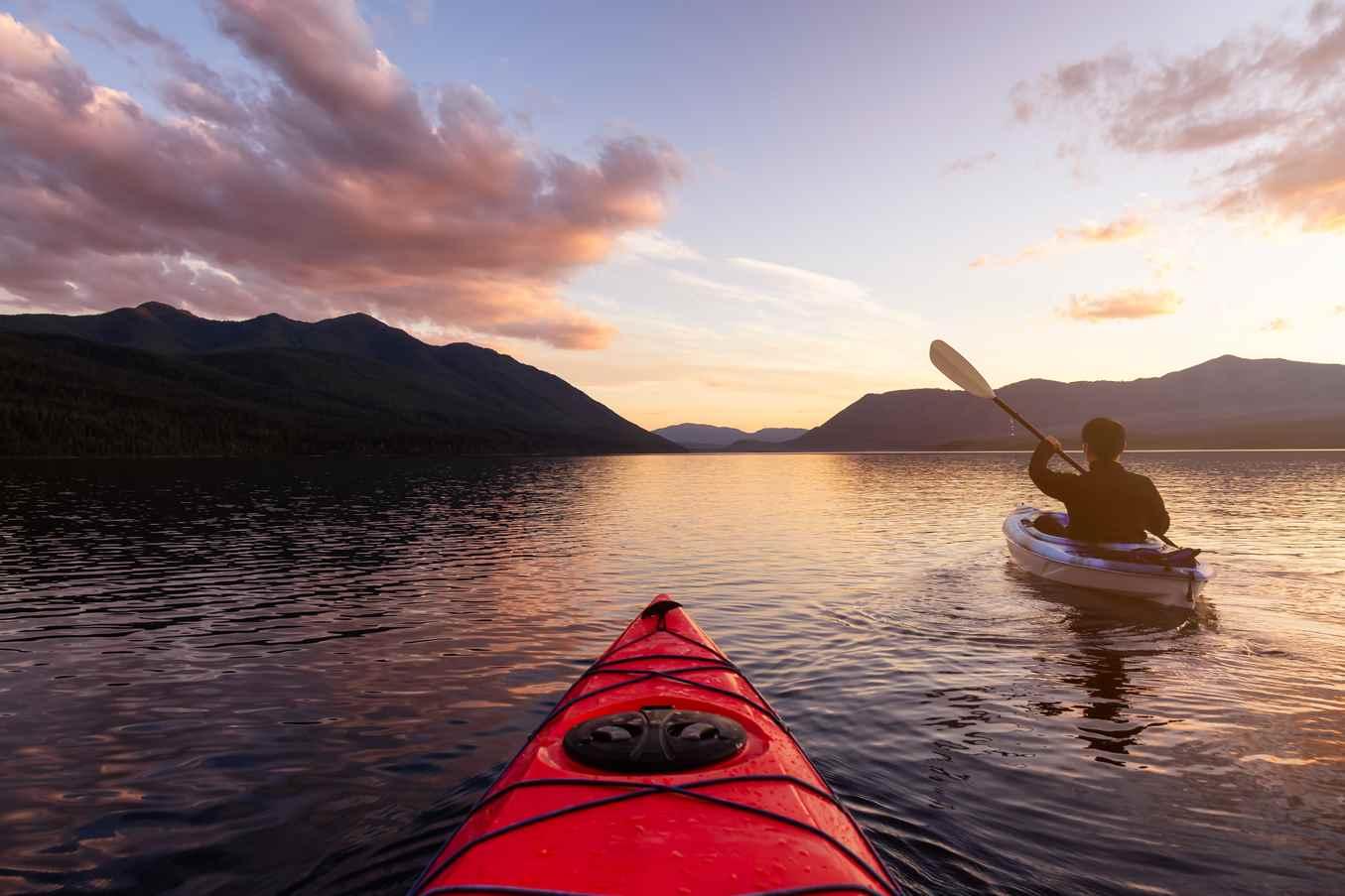 Best Beginner Sits On Kayak