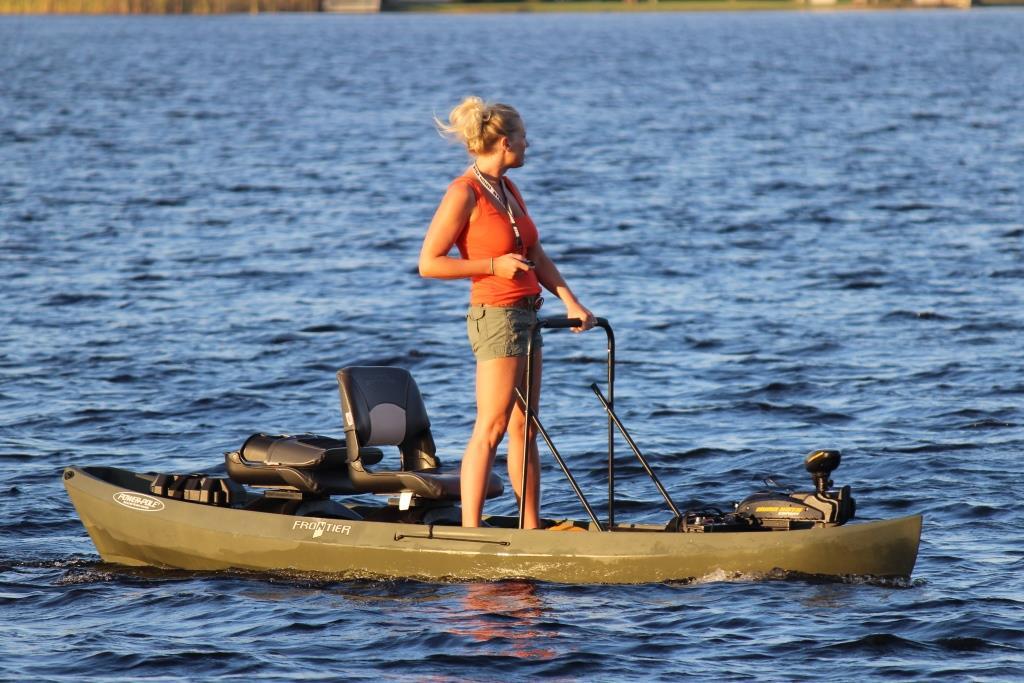 Introduction To Motorized Kayaks