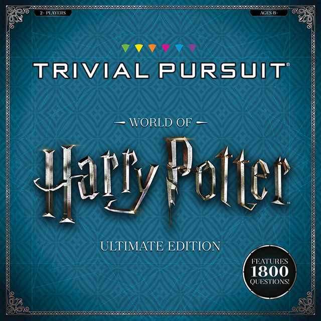 Harry Potter Board Games | Best Harry Potter Board Games
