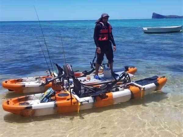 Kayak Fishing Safety Tips