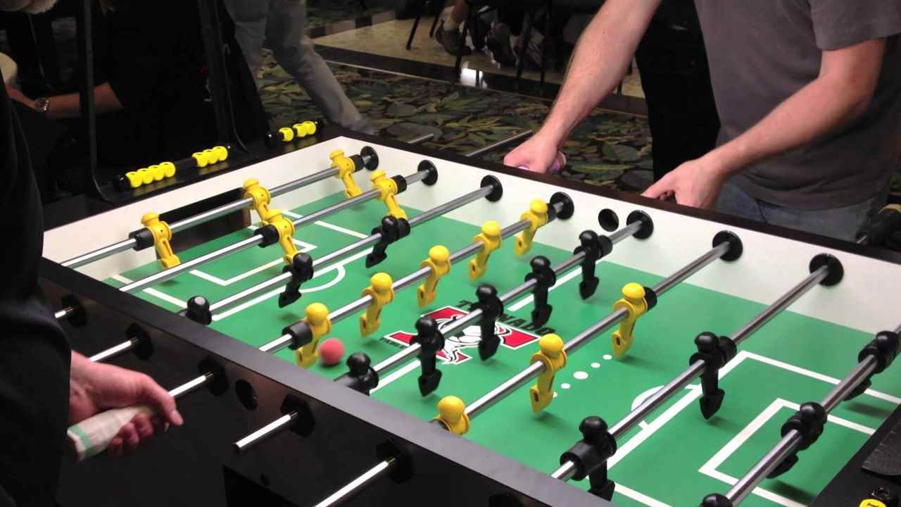 Top Kick Foosball Tables (2021) for All Ages & Skills