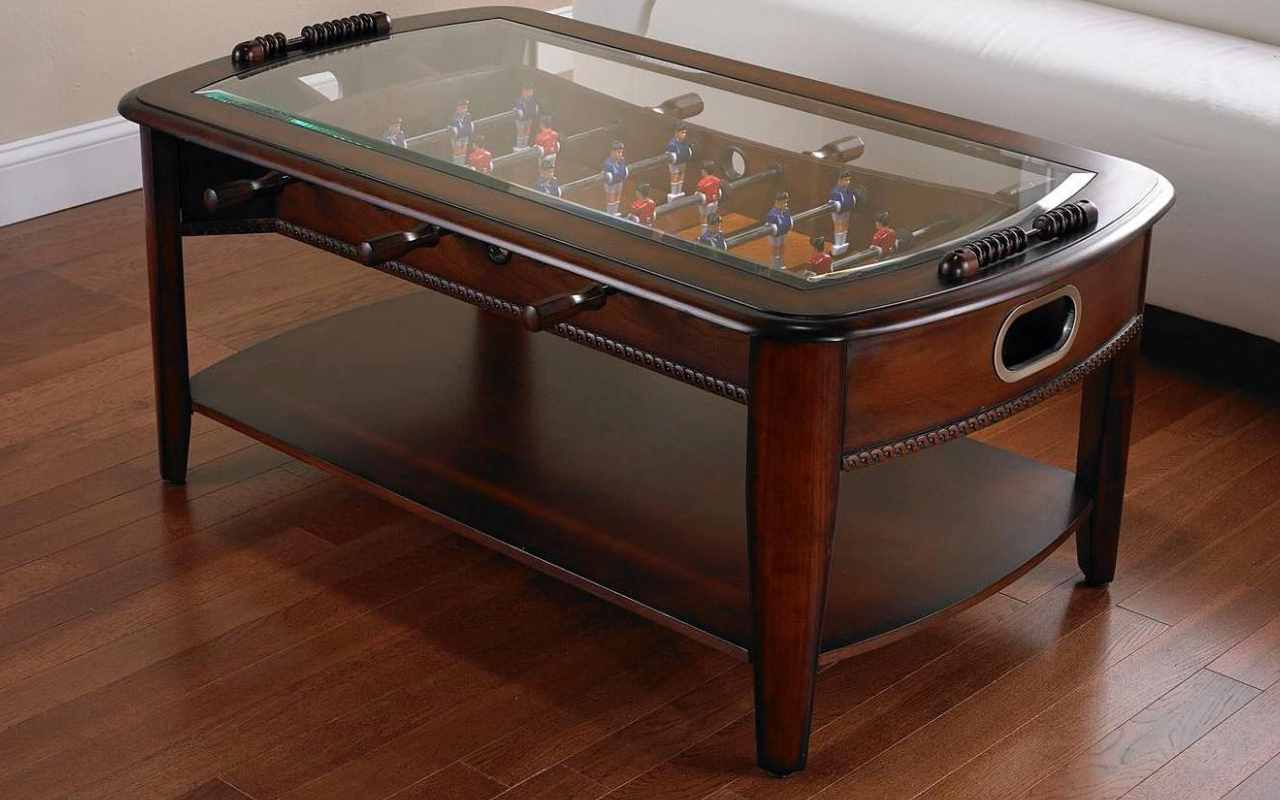 Foosball Coffee Tables - What To Consider & Best Tables Reviewed (2020)