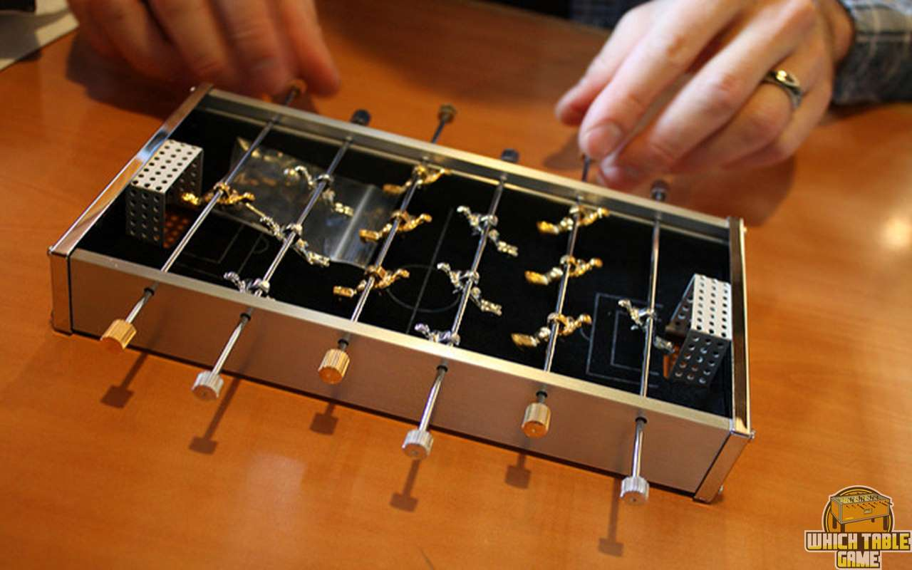Review Of The Top 10 Foosball Based Gifts - All For Under $20