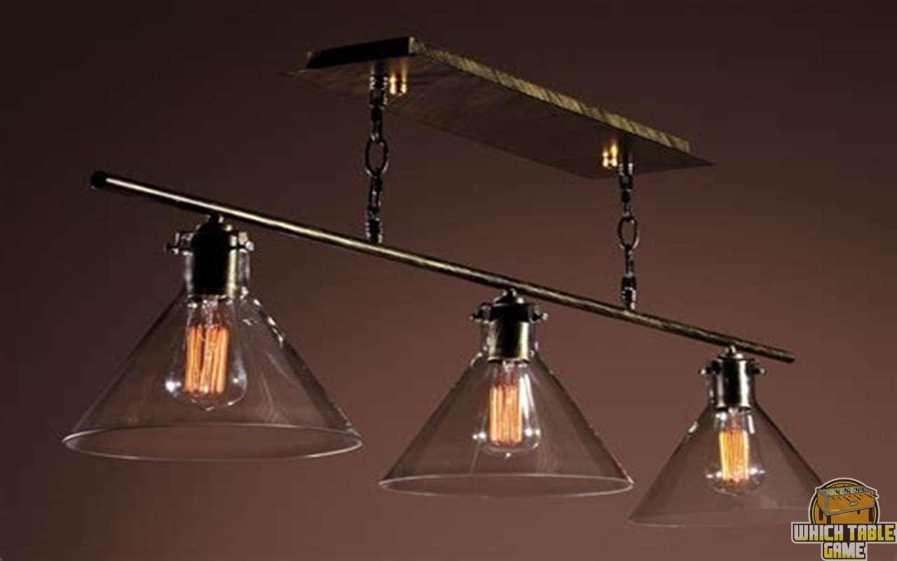 Foosball Table Light: Choosing the Right Light for Foosball