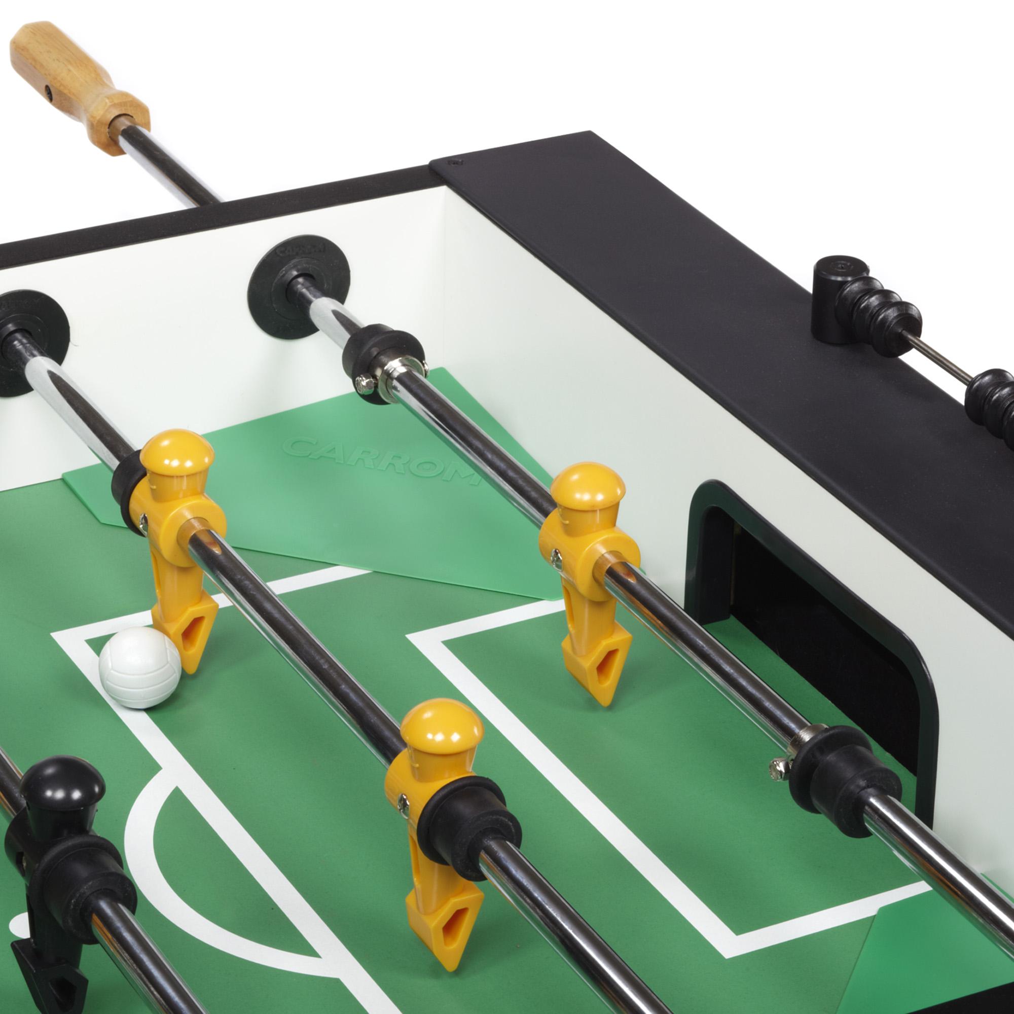 1 Goalie vs 3 Goalies: Top 1-Man Goalie Foosball Table Picks