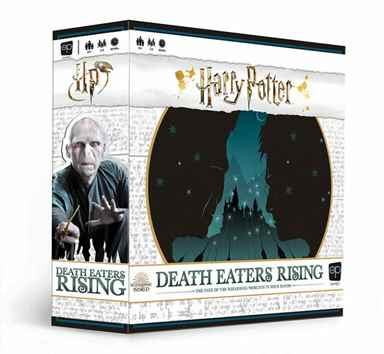 Harry Potter Death Eaters Rising Cooperative Dice Game