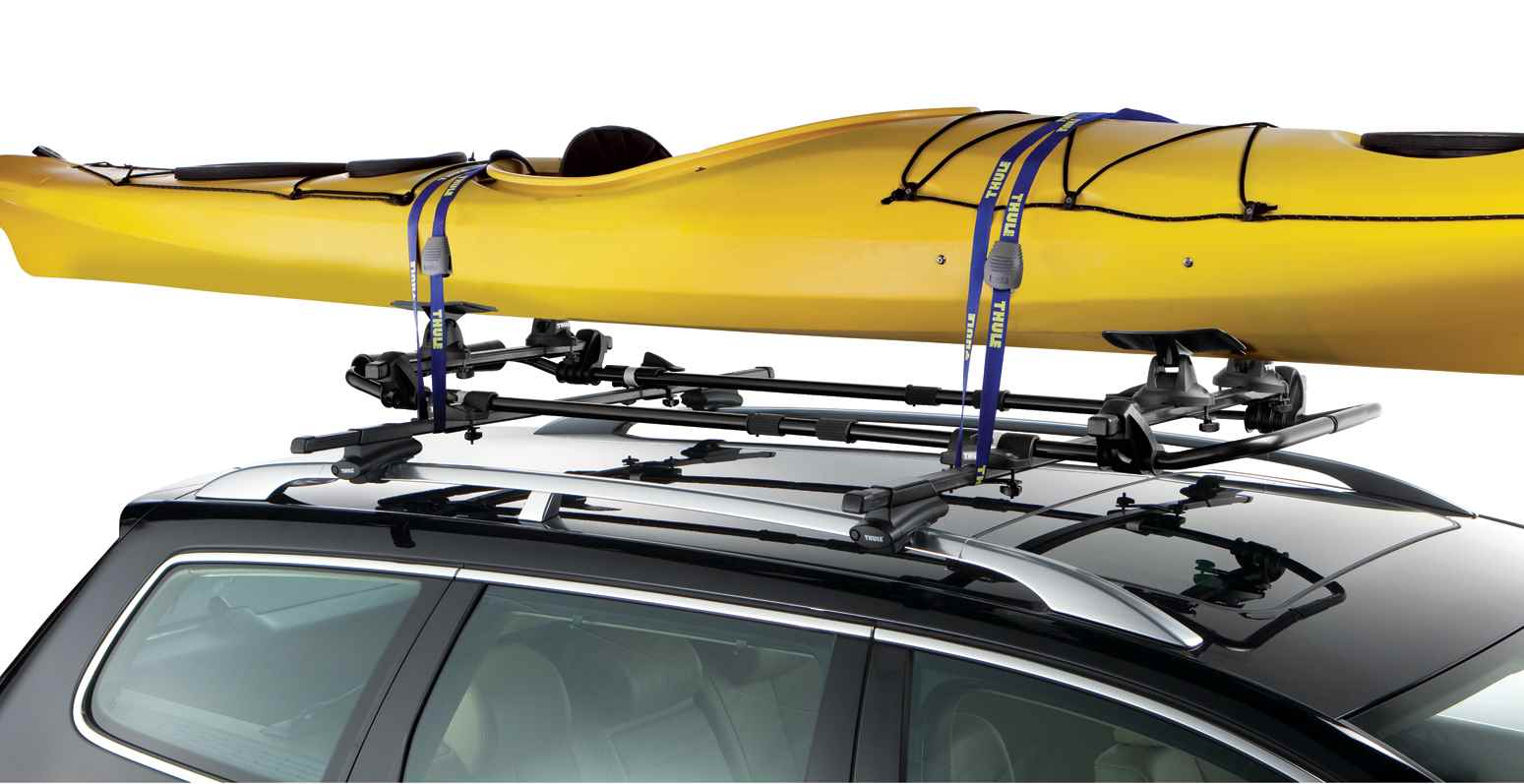 Best Rated Kayak Roof Racks For 2021 with Reviews