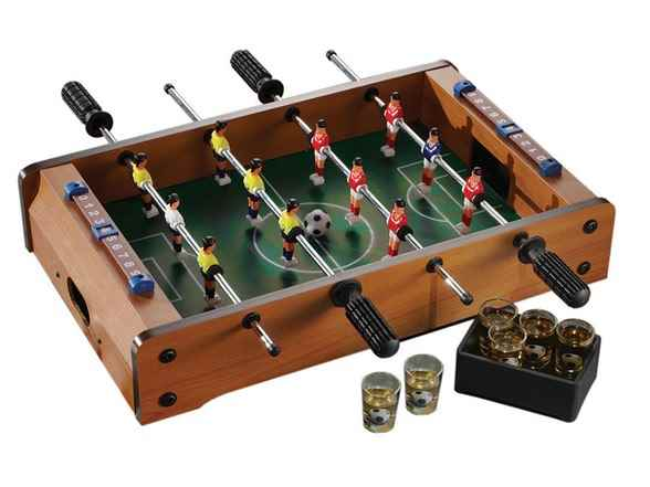 Mini Foosball Tables: 11 Reviews (2021) to Help You Choose