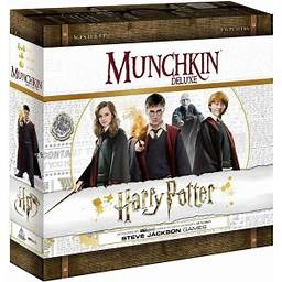 Munchkin Deluxe Harry Potter Board