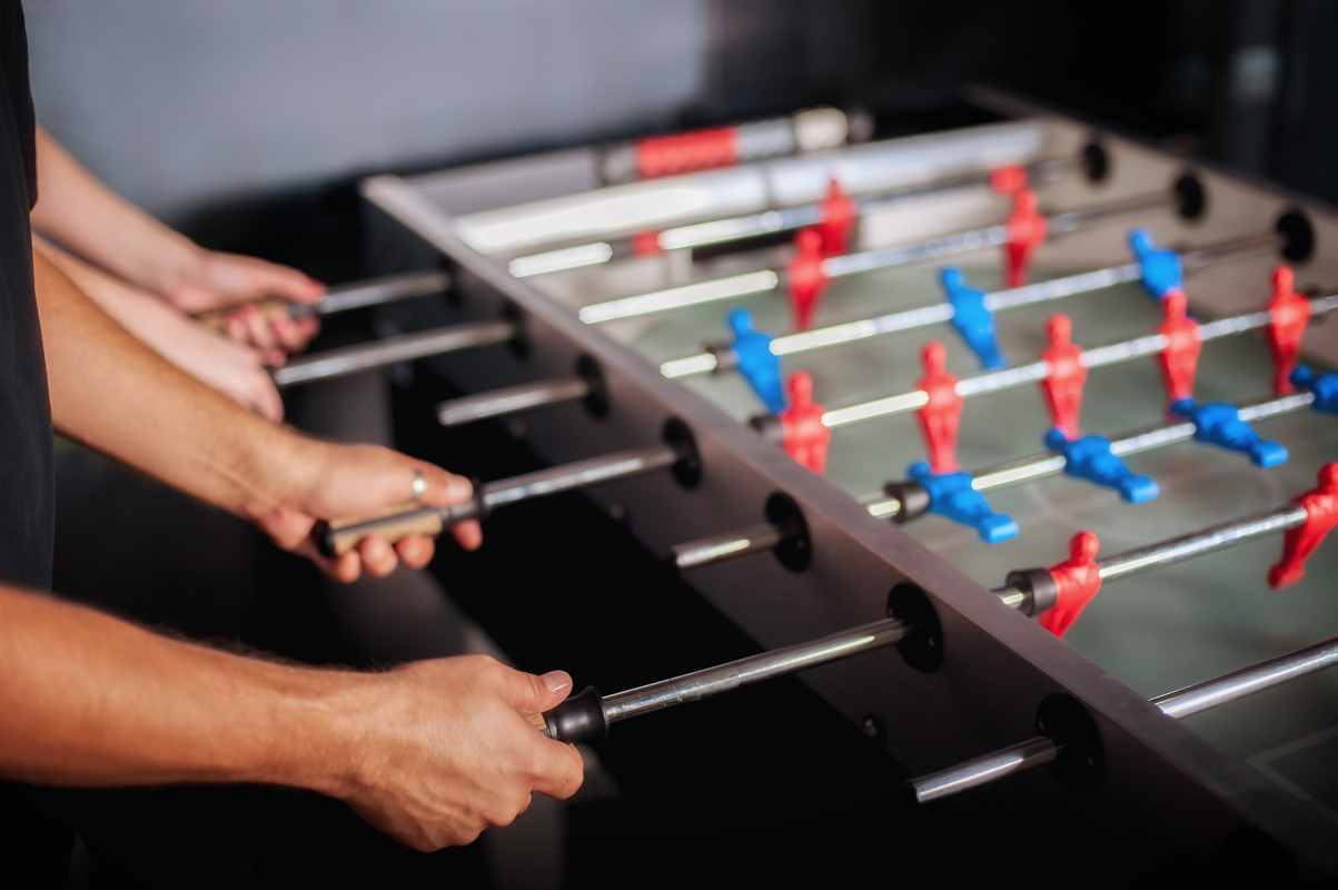 Foosball Snake (Rollover) Shot Tutorial, Tips & Tricks