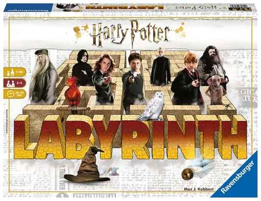 Ravensburger Harry Potter Labyrinth Family Board Game3