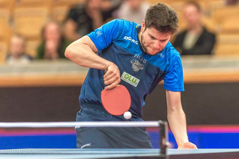 Is table tennis a real sport?