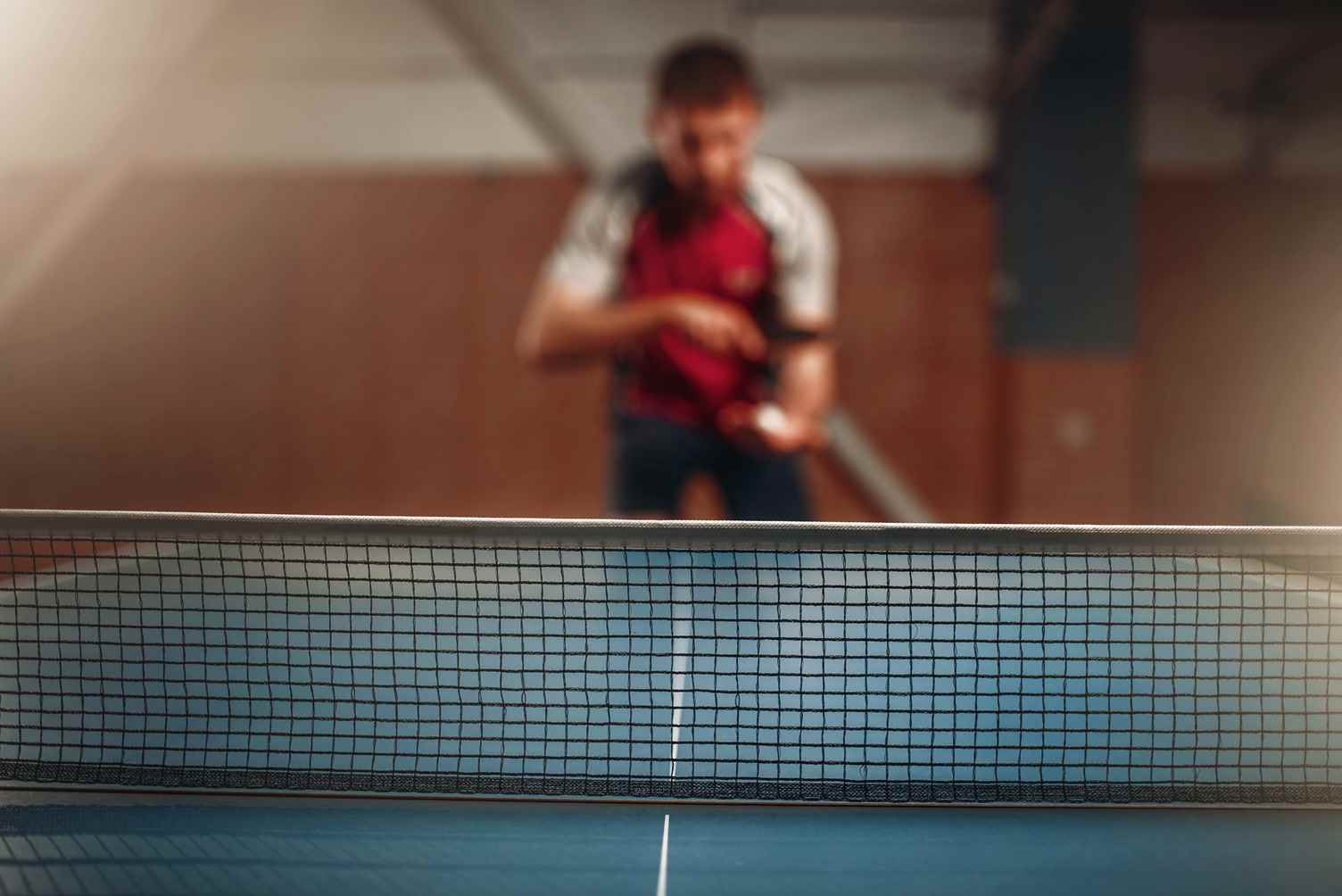 Table Tennis Net : How To Set Up A Table-Tennis Net?