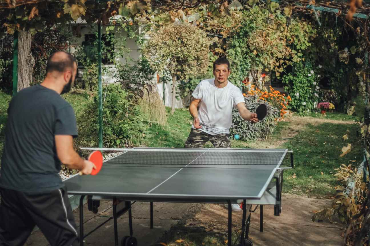 Best Table Tennis Table Reviews For Indoor & Outdoor