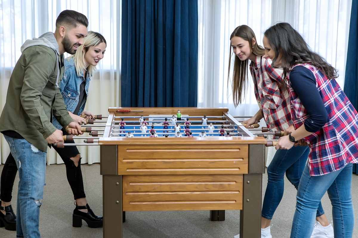 Playing Foosball: Best Guide for Picking A Foosball Table