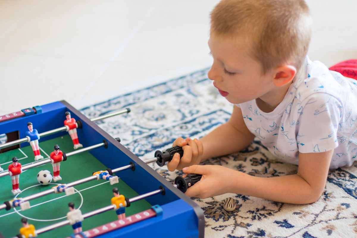 Foosball Safety Tips for Children: What to Watch Out for