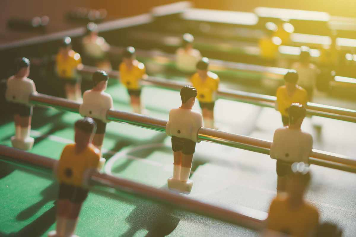 How Commercial Foosball Tables Can Help Your Business (2021)