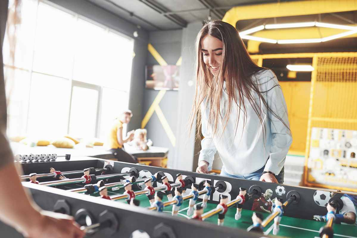 Cheap & Affordable Foosball Tables Under 100 Dollars (2021)