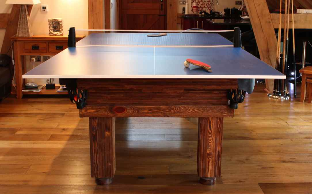 Pool And Table Tennis Table : 7 Combo Sets for Nonstop Flexible Family Fun