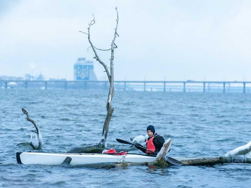 winter Kayak 2