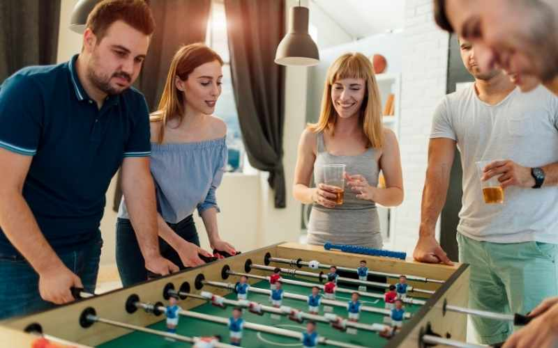 The Best Foosball Table Under $700- Reviews And Buying Guide