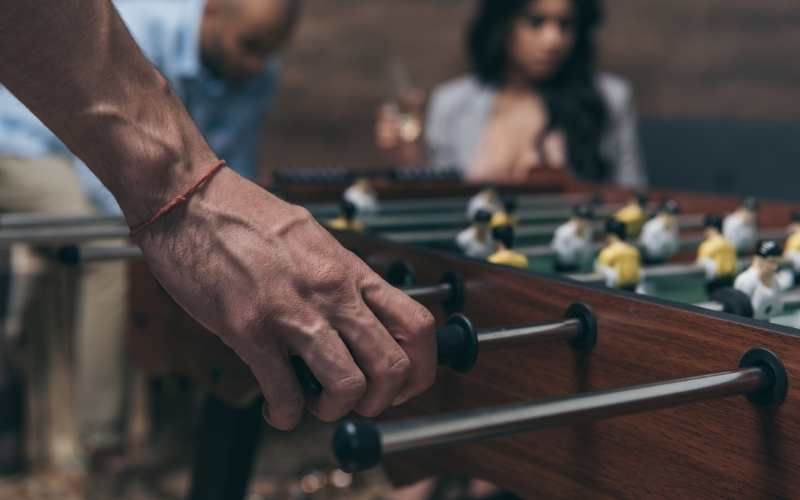 The 4 Best Foosball Tables Under $1500 That Are A Great Way To Entertain Friends