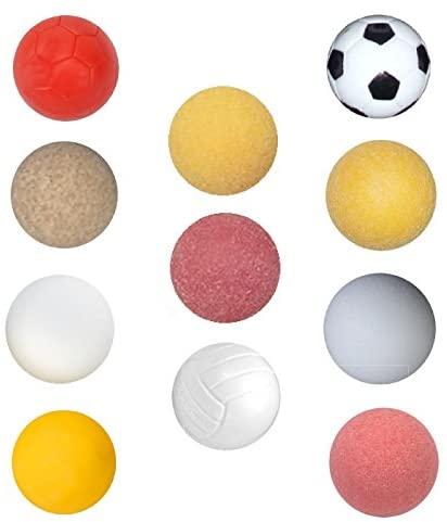 11 balls