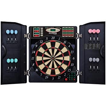 Arachnid Bullshooter Marauder 5.0 Electronic Soft Tip Dartboard