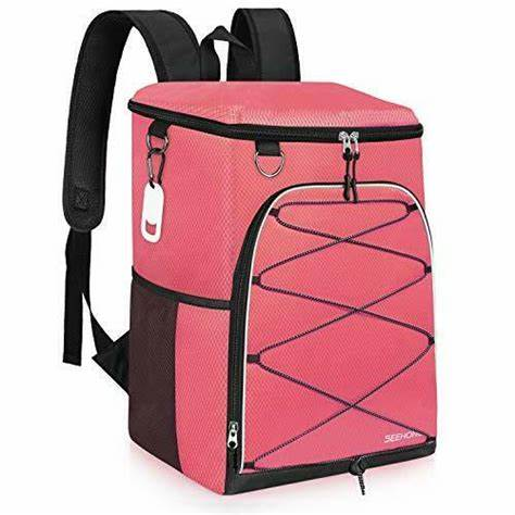 SEEHONOR Insulated Leakproof Lightweight Backpack Cooler
