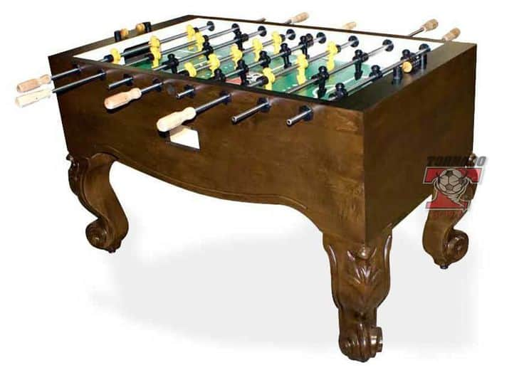 Tornado Crafted Wood Designer Foosball Table