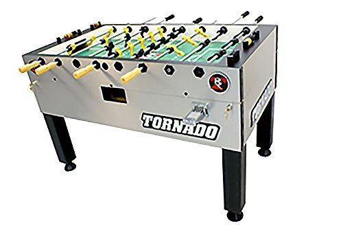 Tornado T 3000 Coin Op Foosball Table