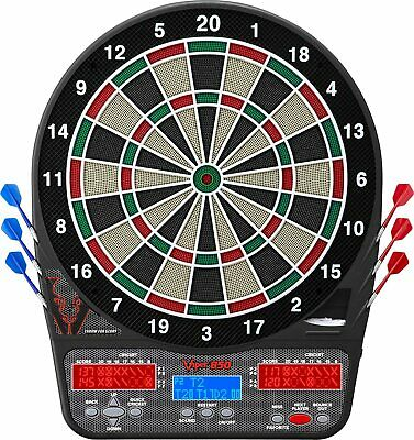 Viper 850 Electronic Dartboard Ultra Bright Triple Score