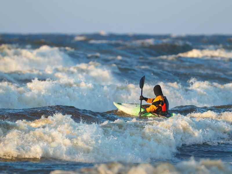 Do I need a drysuit for Kayaking?