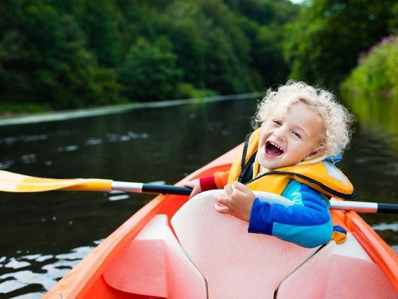 Kayak Buoyancy Aids