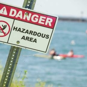 What are the dangers of kayaking?