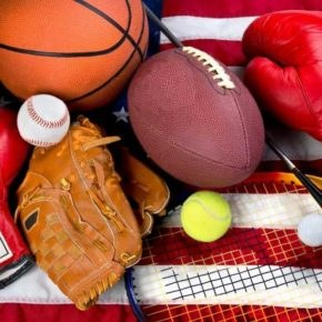 Why do Americans play their own sports?